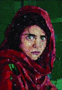 Donna afgana di McCurry