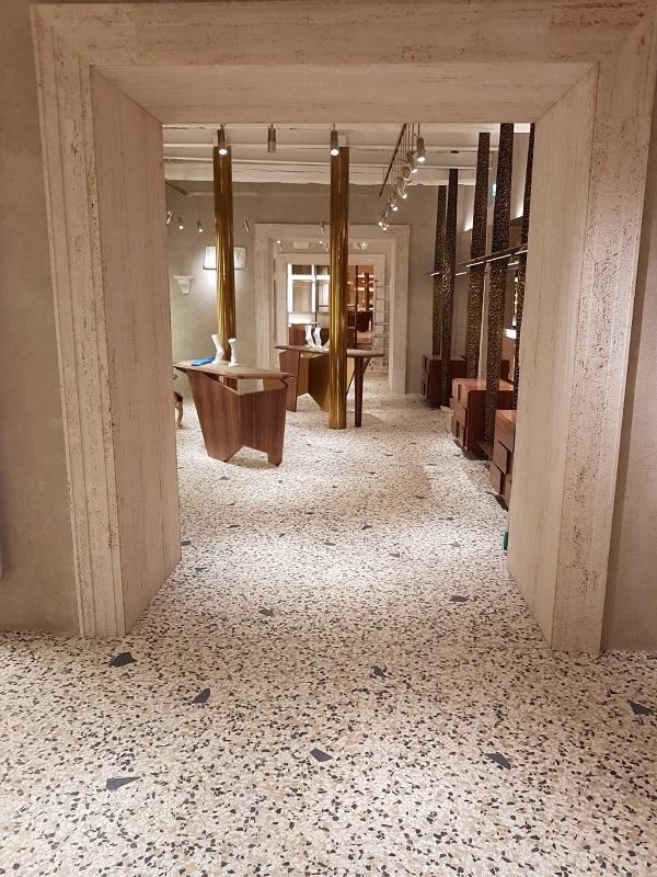 Terrazzo/\'Seminato alla Veneziana\' - Mosaico3M